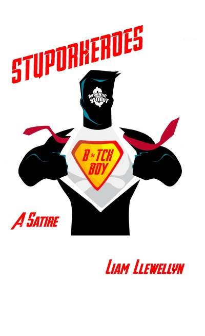 Stuporheroes by Liam Llewellyn and published by L.L. Press.